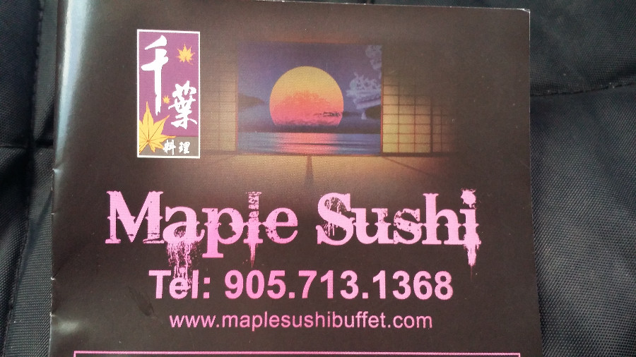 Maple Sushi Aurora
