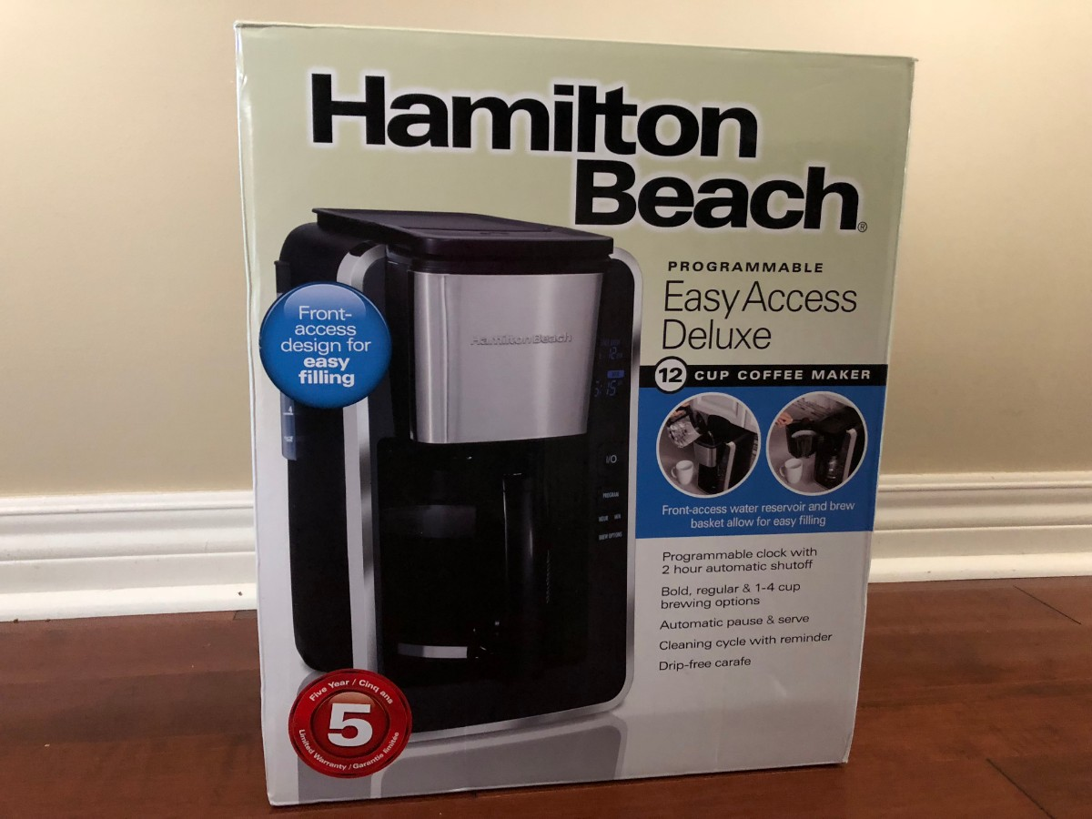 Hamilton Beach - Coffee Maker